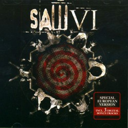 Various Artists - Saw VI Soundtrack - CD