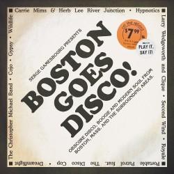 Various Artists - Serge Gamesbourg Presents Boston Goes Disco! - 2CD DIGIPAK
