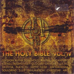 Various Artists - The Holy Bible Vol. IV - CD