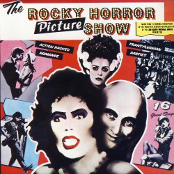 Various Artists - The Rocky Horror Picture Show - LP PICTURE