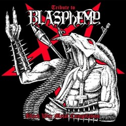 Various Artists - Tribute To Blasphemy - LP