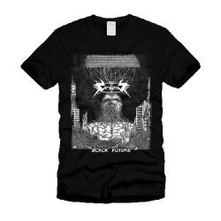 Vektor - Black Future - T-shirt (Men)