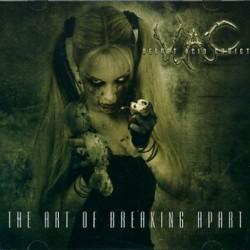 Velvet Acid Christ - The Art Of Breaking Apart - CD