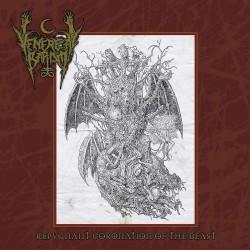Venereal Baptism - Repugnant Coronation Of The Beast - CD