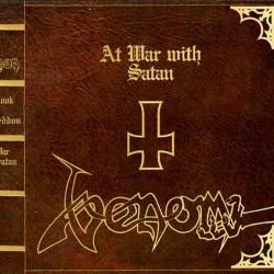 Venom - At War With Satan - CD DIGIPAK