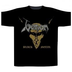 Venom - Black Metal Distressed - T-shirt (Men)
