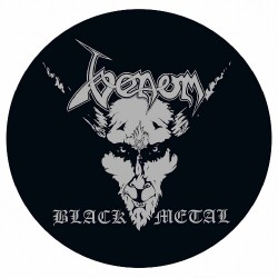 Venom - Black Metal - LP PICTURE