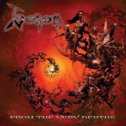 Venom - From The Very Depths - CD