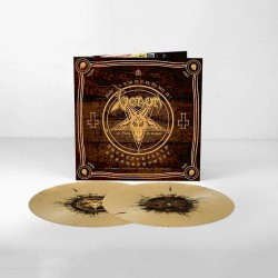 Venom - In Nomine Satanas (40 Years In Sodom) - DOUBLE LP GATEFOLD COLOURED