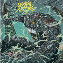 Verbal Razors - By Thunder And Lightning - CD DIGIPAK