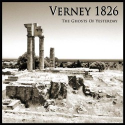 Vernay 1826 - The Ghosts Of Yesterday - CD