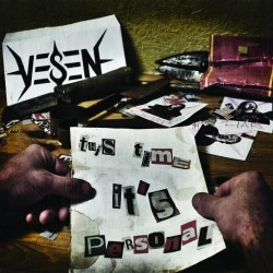 Vesen - This Time it's Personal - CD