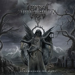 Vesperian Sorrow - Stormwinds Of Ages - CD DIGIPAK