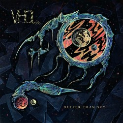 Vhol - Deeper Than Sky - CD DIGIPAK