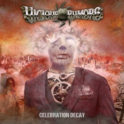 Vicious Rumors - Celebration Decay - DOUBLE LP GATEFOLD COLOURED