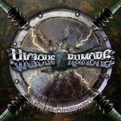 Vicious Rumors - Electric Punishment - DOUBLE LP Gatefold