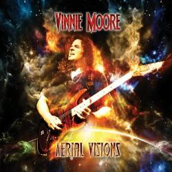 Vinnie Moore - Aerial Visions - CD DIGIPAK