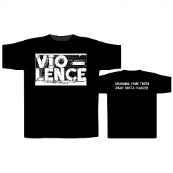 Vio-lence - Smashing Your Teeth - T-shirt (Men)