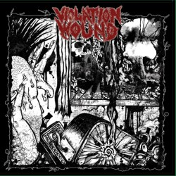 Violation Wound - Violation Wound - CD