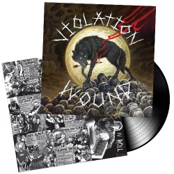 Violation Wound - With Man In Charge - LP