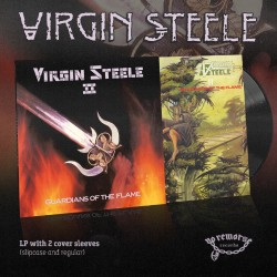 Virgin Steele - Guardians Of The Flame - LP