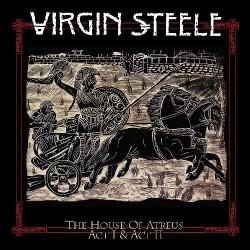 Virgin Steele - The House Of Atreus – Act I & Act II - 3CD DIGIPAK