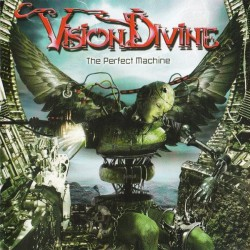 Vision Divine - The Perfect Machine - CD DIGIPAK