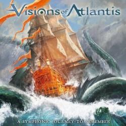 Visions Of Atlantis - A Symphonic Journey To Remember - DOUBLE LP Gatefold