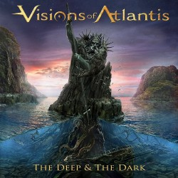 Visions Of Atlantis - The Deep & The Dark - CD DIGIPAK
