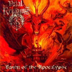 Vital Remains - Dawn Of The Apocalypse - CD
