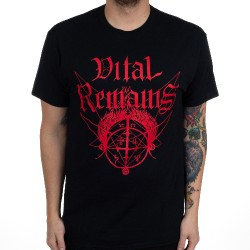Vital Remains - Where Is Your God Now - T-shirt (Men)