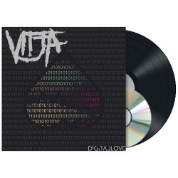 Vitja - Digital Love - LP + CD