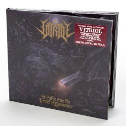 Vitriol - To Bathe From The Throat Of Cowardice - CD DIGIPAK
