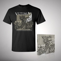 Vltimas - Bundle 1 - CD DIGIPAK + T-shirt bundle (Men)