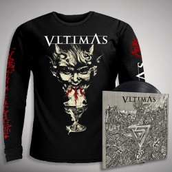 Vltimas - Bundle 4 - LP Gatefold + Long Sleeve Bundle (Men)