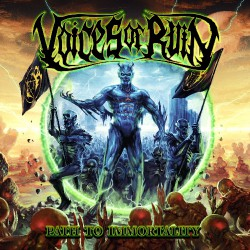 Voices Of Ruin - Path To Immortality - LP COLOURED