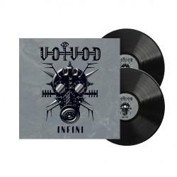 Voivod - Infini - DOUBLE LP Gatefold
