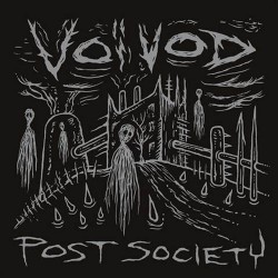 Voivod - Post Society - CD EP DIGIPAK