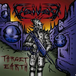 Voivod - Target Earth - Double LP picture gatefold