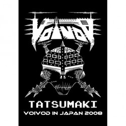 Voivod - Tatsumaki Live in Japan 2008 - DVD
