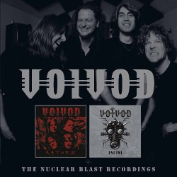 Voivod - The Nuclear Blast Recordings - DOUBLE CD