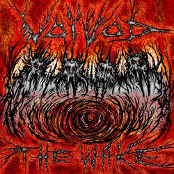 Voivod - The Wake - CD