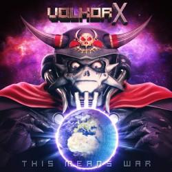 Volkor X - This Means War - LP