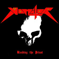 Vomitor - Bleeding The Priest - LP