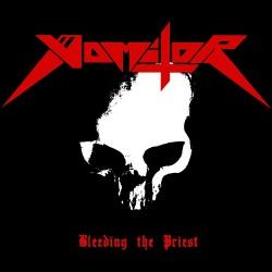 Vomitor - Bleeding The Priest - LP COLOURED