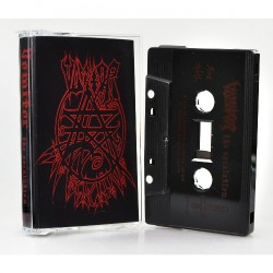 Vomitor - The Escalation - CASSETTE