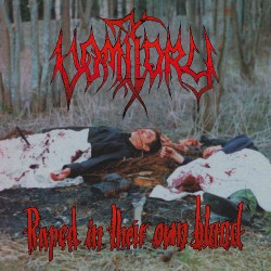 Vomitory - Raped In Their Own Blood - CD DIGIPAK