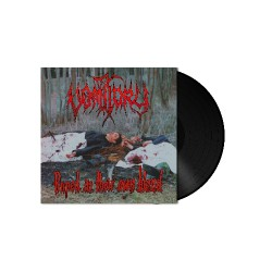 Vomitory - Raped In Their Own Blood - LP