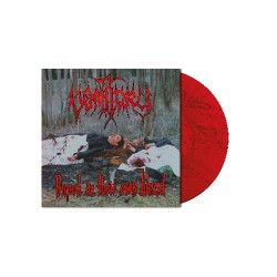 Vomitory - Raped In Their Own Blood - LP COLOURED