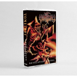 Vomitory - Revelation Nausea - CASSETTE COLOURED